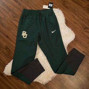 Nike Baylor University Dri Fit Pants